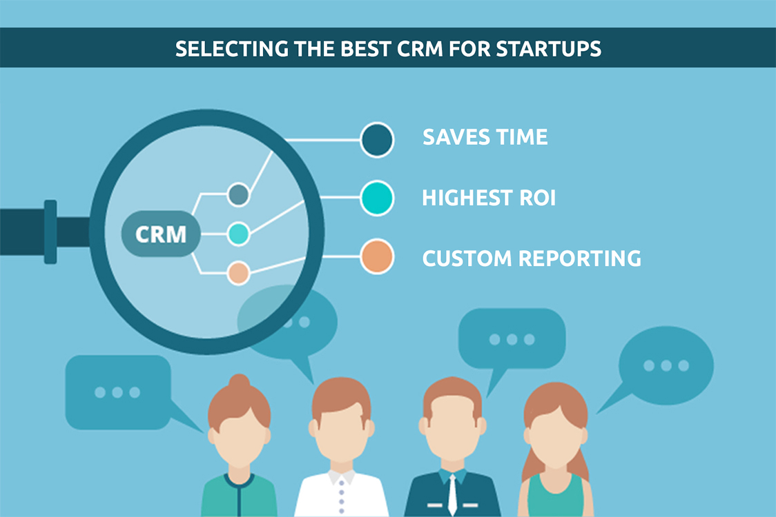 What is the best CRM for startups?